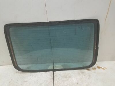 2007  2010 TOYOTA CAMRY REAR BACK WINDOW GLASS TINTED HEATED FACTORY