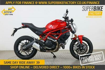 2017 17 DUCATI MONSTER 797 PART EXCHANGE AVAILABLE