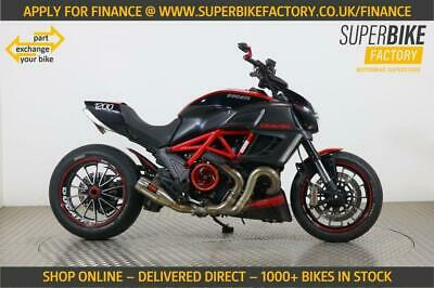 2011 61 DUCATI DIAVEL - PART EXCHANGE AVAILABLE