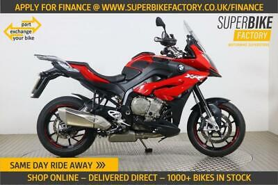 2015 15 BMW S1000XR ALL TYPES OF CREDIT ACCEPTED