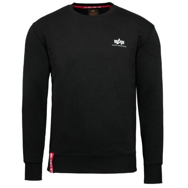 AllemagneAlpha Industries Basic Pull Petit Logo Pull Homme Loisir à  188307-03