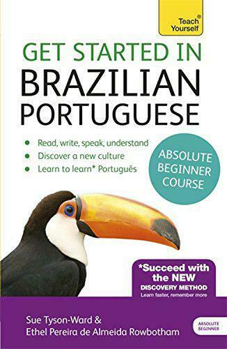 Royaume-UniGet  in Brazilian Portuguese Absolute Beginner Course: (Book and audio s