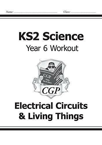 Royaume-UniKS2 Science Year Six Workout: Électrique s & Vie Things par Cgp Livres