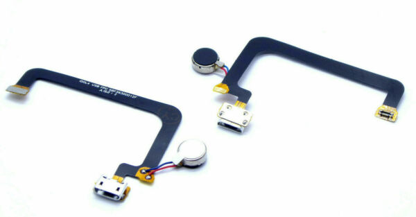 AllemagneAlcatel Idole 4 6055 OT6055 Charge Flexible USB  Dock Micro Vibrations