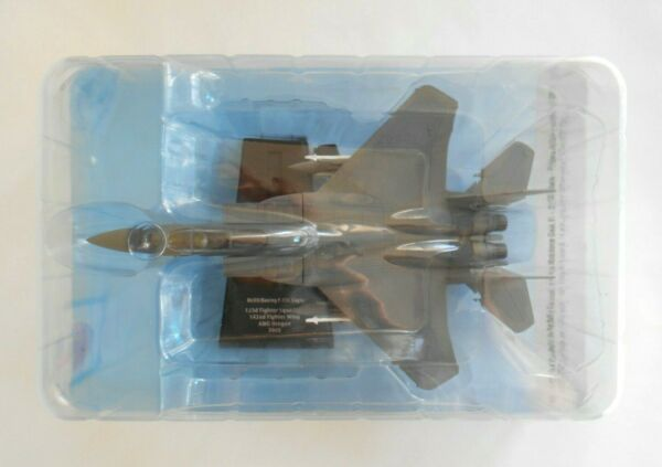 AEREI DA COMBATTIMENTO-McDD/Boeing F-15C Eagle (US142nd Fighter Wing)SCALA 1/100