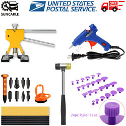 Kyпить US Car Dent Puller Tools Paintless Hail Damage Dent Removal Repair Tools Kits на еВаy.соm