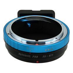 Fotodiox PRO Lens Adapter Canon FD Lens to Micro Four Thirds Cameras