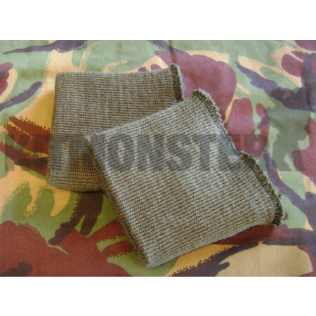img-'Wool' Para Smock Type Cuffs for DPM British Combat Jacket 'Woolly' (Cuffs Only)