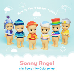 2017 Dreams Sonny Angel Sky Color Series Limited Full Set of 6 pieces