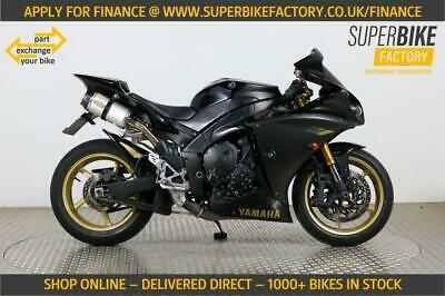 2009 09 YAMAHA YZF R1 - PART EX YOUR BIKE