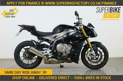 2016 16 BMW S1000R - PART EXCHANGE AVAILABLE