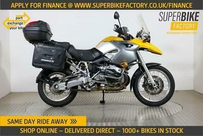 2004 54 BMW R1200GS - PART EX YOUR BIKE