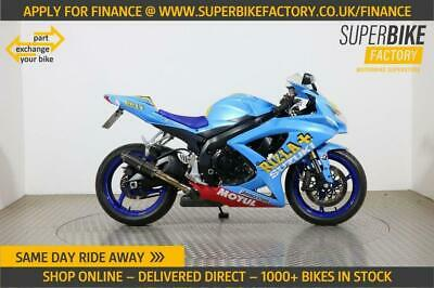 2009 09 SUZUKI GSXR600 PART EX YOUR BIKE