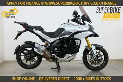 2011 11 DUCATI MULTISTRADA 1200 S TOURIN - PART EX YOUR BIKE