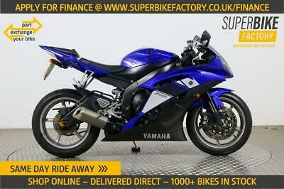 2010 10 YAMAHA R6 - PART EXCHANGE YOUR BIKE