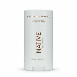 Kyпить Native Deodorant Coconut & Vanilla Paraben And Aluminum Free 2.65 Oz на еВаy.соm