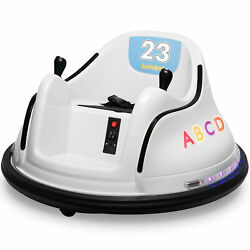 Kyпить Kidzone 12V Kids Electric Ride On Bumper Car 360 Spin, ASTM-Certified, 9 Colors на еВаy.соm