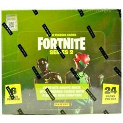 Kyпить 2020 Fortnite Series 2 Trading Cards Hobby Box FACTORY SEALED NEW на еВаy.соm