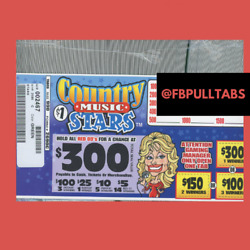 Kyпить STARS ONE DOLLAR PULL TAB GAME - 990 COUNT - 245 PROFIT - ONE GAME ONLY на еВаy.соm