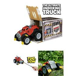 Kyпить The Animal Interactive Unboxing Toy Truck W/ Retractable Claws Lights & sound на еВаy.соm