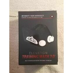 Kyпить ELEVATION Training Mask 2.0 Athletic Exercise Workout - MEDIUM = 150 - 249 lbs.  на еВаy.соm