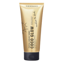 Kyпить Pure Romance Coco Glow, Tropical Sunless Tanner Lotion, Our Best Self Tanner... на еВаy.соm