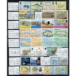 Kyпить Geography Maps, Small accumulation most of the stamps MNH. x34929 на еВаy.соm