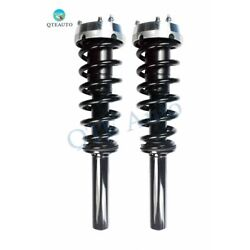 Pair Front Quick Complete Strut - Coil Spring For 2007-2013 BMW X5
