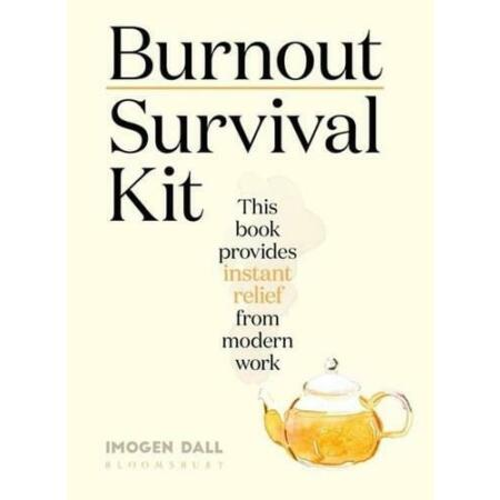 img-Burnout Survival Kit by Imogen Dall (author)