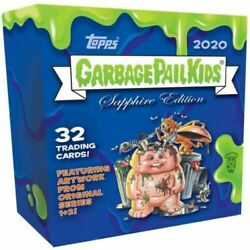 Kyпить YOU PICK TOPPS CHROME SAPPHIRE GARBAGE PAIL KIDS FINISH YOUR SET!! на еВаy.соm