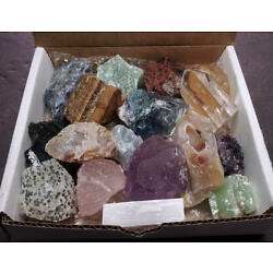 Kyпить Tiny Stones Crafters Collection 1 Lb Mix Natural Gems Crystals Minerals на еВаy.соm