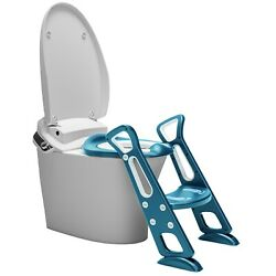 Kyпить Potty Training Toilet Seat Chair with Step Stool Ladder (1-8 Age Toddlers-Kids)  на еВаy.соm