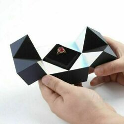 Kyпить Creative Silver Ring, Bracelet And Puzzle Jewelry Box Magic Cube Rotating Funny на еВаy.соm