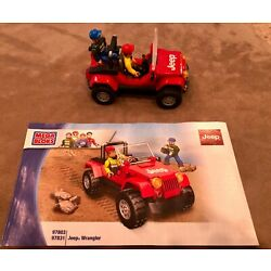 Kyпить Mega Bloks Jeep Wrangler Set 97803 97804 97831 with Manual на еВаy.соm