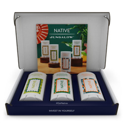 Kyпить Native Deodorant Seasonal Winter Pack For Women Paraben & Aluminum Free 3 Tubes на еВаy.соm