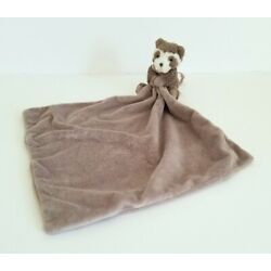 Kyпить Jellycat Bashful Raccoon Security Blanket Soother Soft Plush Baby Lovey HTF на еВаy.соm