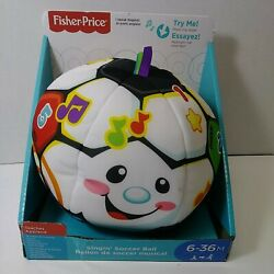 Kyпить Fisher-Price Laugh & Learn Singin Soccer Ball на еВаy.соm