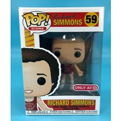 Kyпить Funko Pop! Richard Simmons #59 Target Exclusive with protector case на еВаy.соm