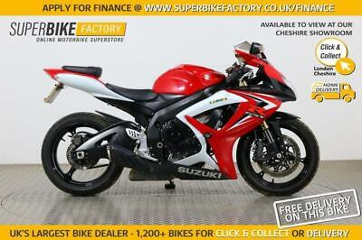 2007 07 SUZUKI GSXR600 K7 - PART EX YOUR BIKE
