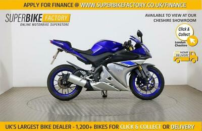 2016 16 YAMAHA YZF-R125 ABS - BUY ONLINE 24 HOURS A DAY