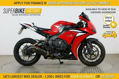 2012 12 HONDA CBR1000RR FIREBLADE RR-C - PART EX YOUR BIKE