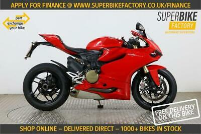 2014 14 DUCATI 1199 PANIGALE PART EX YOUR BIKE