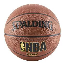 Kyпить Spalding NBA Basketball Street Ball Indoor Outdoor Official Size-7 29.5