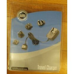 Palm Travel Charger For Rechargeable Palm Handhelds with Universal Connector NEW