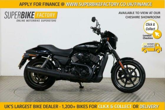 2019 69 HARLEY-DAVIDSON STREET 750 - BUY ONLINE 24 HOURS A DAY