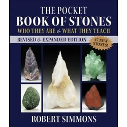 Pocket Book of Stones : Who They Are and What They Teach, Paperback by Simmon...
