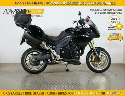 2009 09 TRIUMPH TIGER 1050 ABS - BUY ONLINE 24 HOURS A DAY