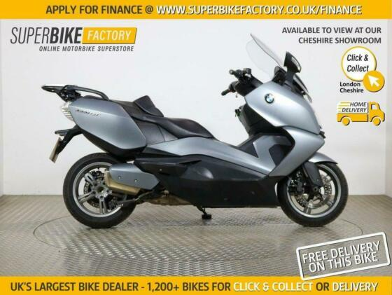 2015 15 BMW C650 GT - BUY ONLINE 24 HOURS A DAY