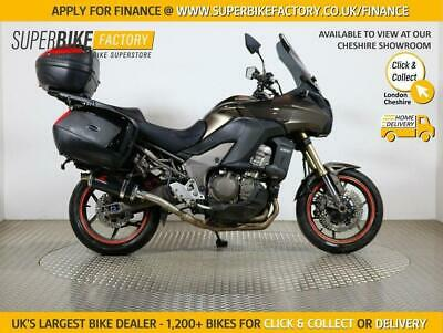 2013 13 KAWASAKI VERSYS 1000 KLZ ACF - BUY ONLINE 24 HOURS A DAY