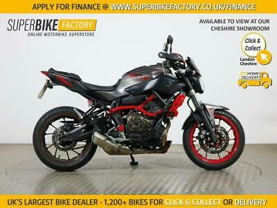 2015 15 YAMAHA MT-07 ABS - BUY ONLINE 24 HOURS A DAY